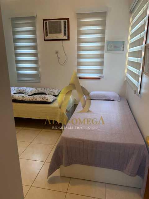 22 - Casa em Condominio Rua Oscar Lopes,Anil,Rio de Janeiro,RJ À Venda,4 Quartos,320m² - AOJ60036 - 13