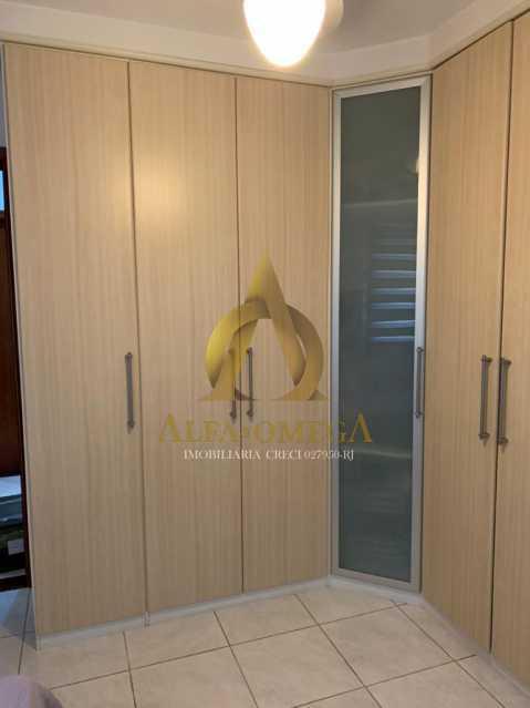 23 - Casa em Condominio Rua Oscar Lopes,Anil,Rio de Janeiro,RJ À Venda,4 Quartos,320m² - AOJ60036 - 12