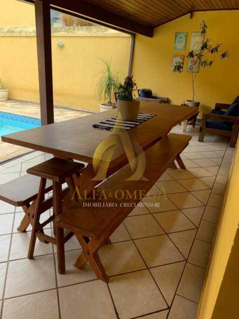 24 - Casa em Condominio Rua Oscar Lopes,Anil,Rio de Janeiro,RJ À Venda,4 Quartos,320m² - AOJ60036 - 27