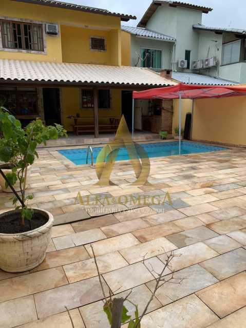 25 - Casa em Condominio Rua Oscar Lopes,Anil,Rio de Janeiro,RJ À Venda,4 Quartos,320m² - AOJ60036 - 28