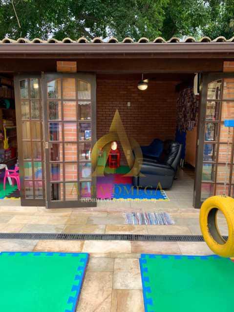 27 - Casa em Condominio Rua Oscar Lopes,Anil,Rio de Janeiro,RJ À Venda,4 Quartos,320m² - AOJ60036 - 30