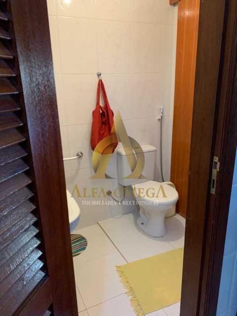 28 - Casa em Condominio Rua Oscar Lopes,Anil,Rio de Janeiro,RJ À Venda,4 Quartos,320m² - AOJ60036 - 17