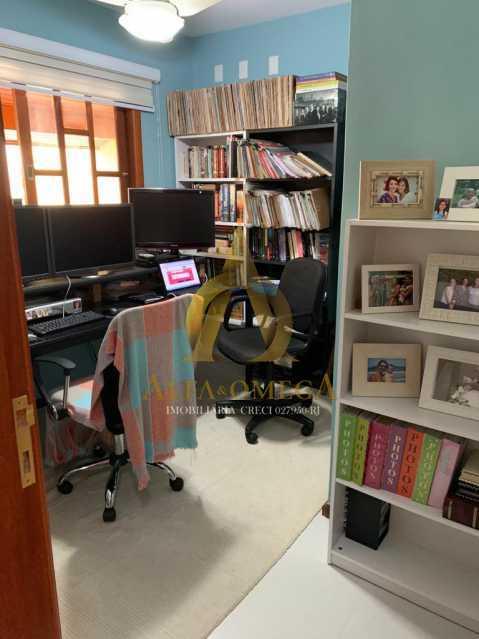 29 - Casa em Condominio Rua Oscar Lopes,Anil,Rio de Janeiro,RJ À Venda,4 Quartos,320m² - AOJ60036 - 14