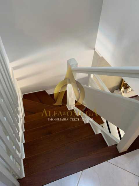 30 - Casa em Condominio Rua Oscar Lopes,Anil,Rio de Janeiro,RJ À Venda,4 Quartos,320m² - AOJ60036 - 6