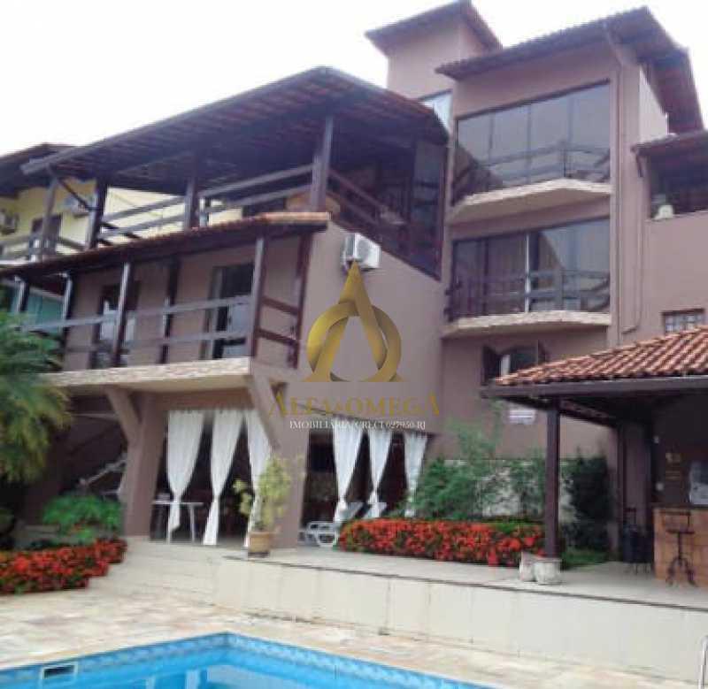 1 - Casa Rua Isaac Newton,Anil,Rio de Janeiro,RJ À Venda,4 Quartos,353m² - AOJ60037 - 1