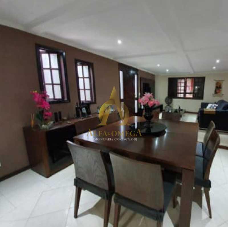 4 - Casa Rua Isaac Newton,Anil,Rio de Janeiro,RJ À Venda,4 Quartos,353m² - AOJ60037 - 5