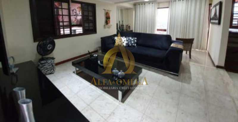 5 - Casa Rua Isaac Newton,Anil,Rio de Janeiro,RJ À Venda,4 Quartos,353m² - AOJ60037 - 3