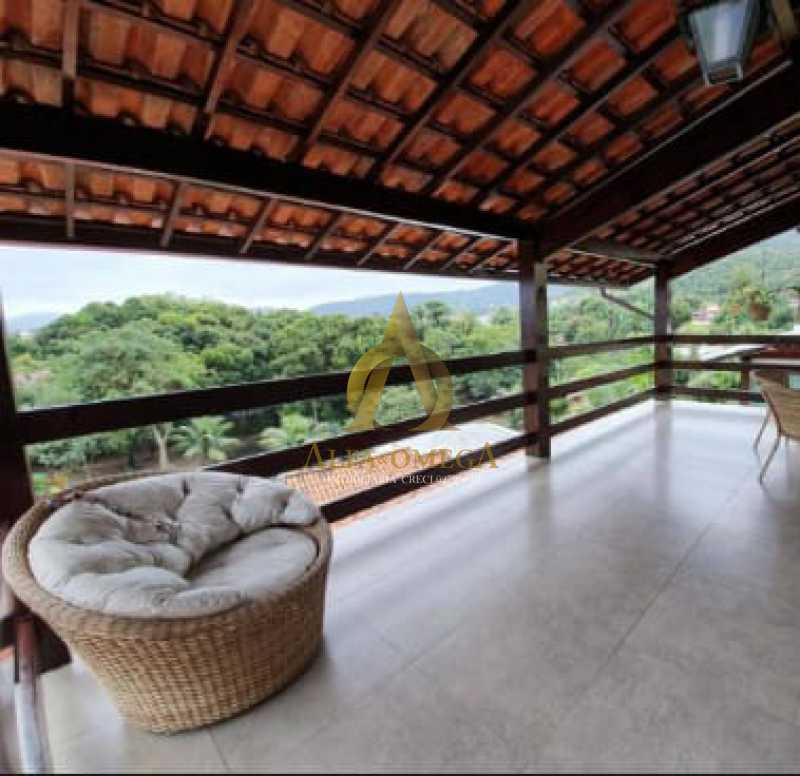 8 - Casa Rua Isaac Newton,Anil,Rio de Janeiro,RJ À Venda,4 Quartos,353m² - AOJ60037 - 8