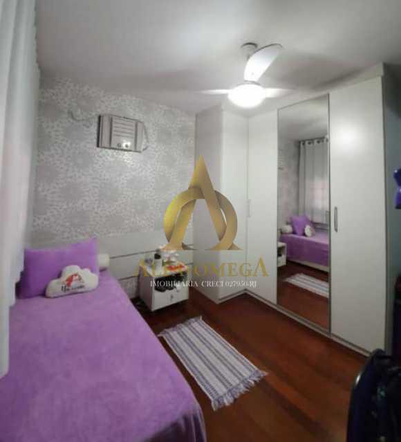 9 - Casa Rua Isaac Newton,Anil,Rio de Janeiro,RJ À Venda,4 Quartos,353m² - AOJ60037 - 11