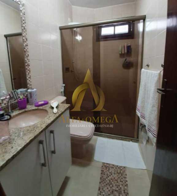 10 - Casa Rua Isaac Newton,Anil,Rio de Janeiro,RJ À Venda,4 Quartos,353m² - AOJ60037 - 15