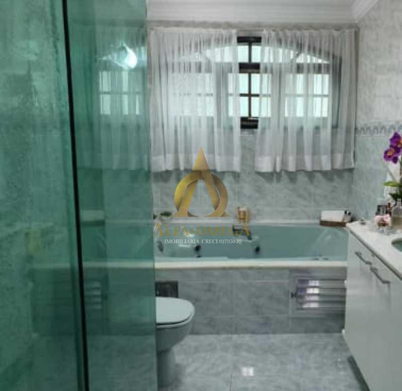 14 - Casa Rua Isaac Newton,Anil,Rio de Janeiro,RJ À Venda,4 Quartos,353m² - AOJ60037 - 17