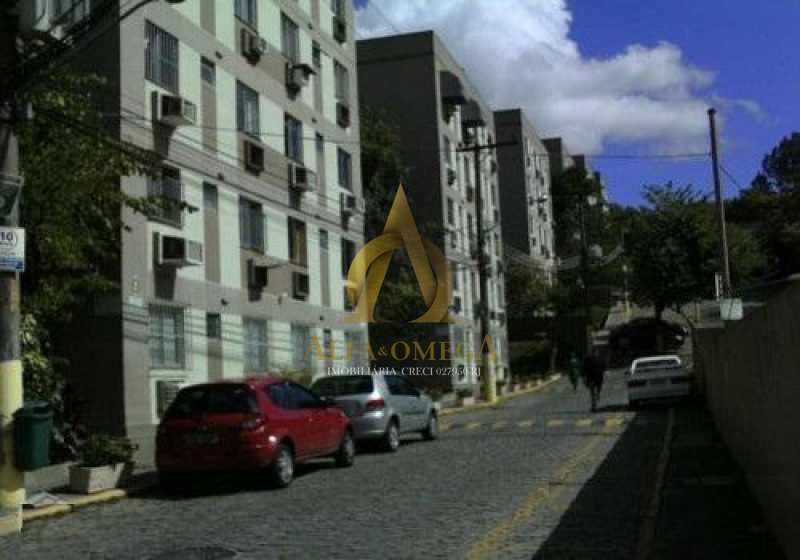 1 - Apartamento Rua Ministro Gabriel de Piza,Pechincha, Rio de Janeiro, RJ À Venda, 2 Quartos, 50m² - AOJ20094 - 17
