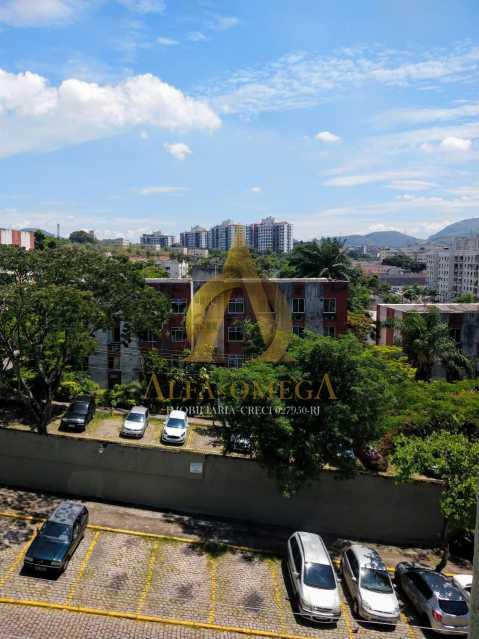 14 - Apartamento Rua Ministro Gabriel de Piza,Pechincha, Rio de Janeiro, RJ À Venda, 2 Quartos, 50m² - AOJ20094 - 21