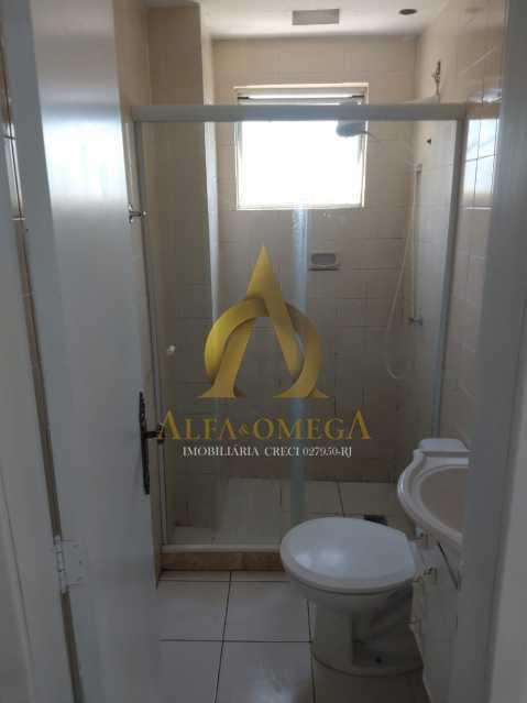 15 - Apartamento Rua Ministro Gabriel de Piza,Pechincha, Rio de Janeiro, RJ À Venda, 2 Quartos, 50m² - AOJ20094 - 9