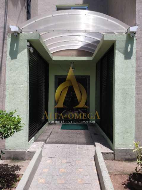 16 - Apartamento Rua Ministro Gabriel de Piza,Pechincha, Rio de Janeiro, RJ À Venda, 2 Quartos, 50m² - AOJ20094 - 22