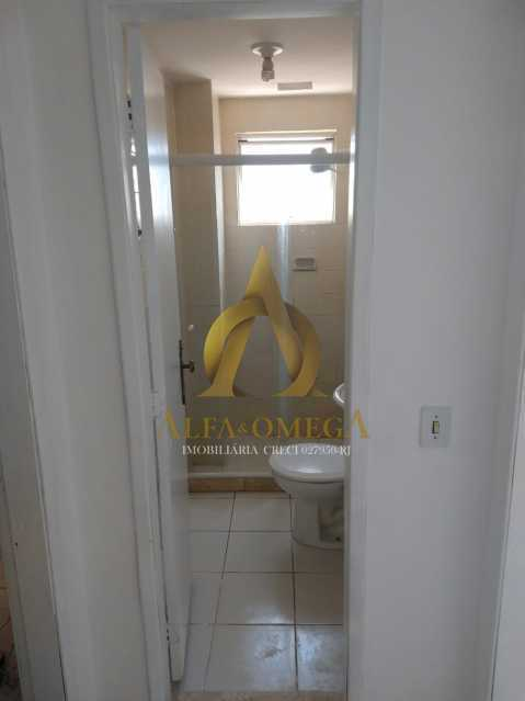 17 - Apartamento Rua Ministro Gabriel de Piza,Pechincha, Rio de Janeiro, RJ À Venda, 2 Quartos, 50m² - AOJ20094 - 8