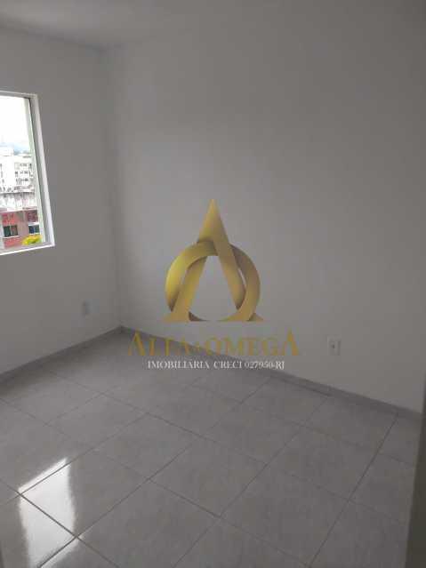 18 - Apartamento Rua Ministro Gabriel de Piza,Pechincha, Rio de Janeiro, RJ À Venda, 2 Quartos, 50m² - AOJ20094 - 7