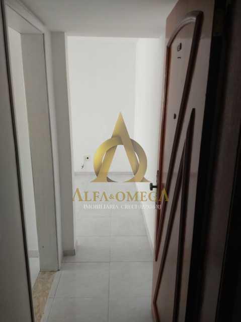 19 - Apartamento Rua Ministro Gabriel de Piza,Pechincha, Rio de Janeiro, RJ À Venda, 2 Quartos, 50m² - AOJ20094 - 5