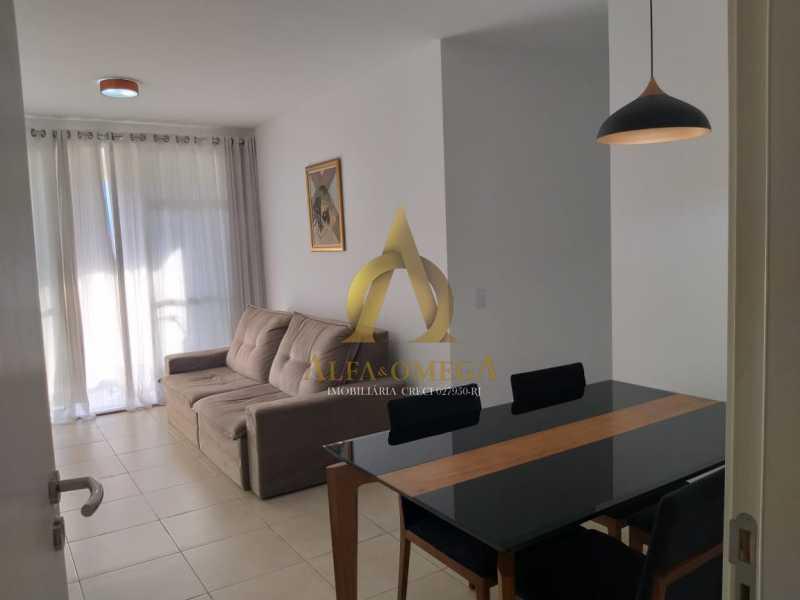 1 - Apartamento Avenida Eixo Metropolitano Este-Oeste,Jacarepaguá, Rio de Janeiro, RJ À Venda, 2 Quartos, 70m² - AOJ20095 - 3