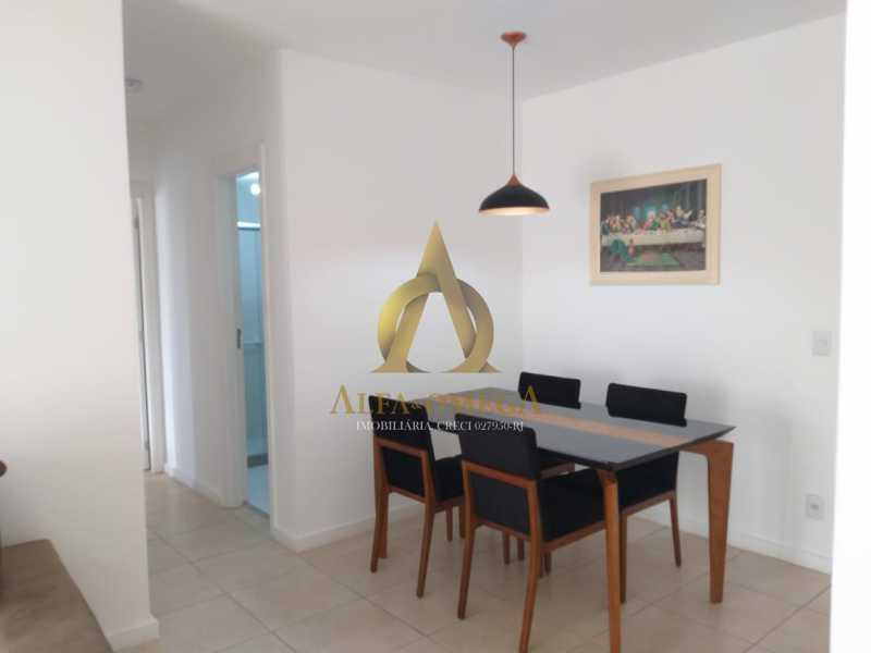 3 - Apartamento Avenida Eixo Metropolitano Este-Oeste,Jacarepaguá, Rio de Janeiro, RJ À Venda, 2 Quartos, 70m² - AOJ20095 - 7
