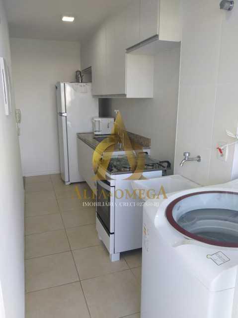 5 - Apartamento Avenida Eixo Metropolitano Este-Oeste,Jacarepaguá, Rio de Janeiro, RJ À Venda, 2 Quartos, 70m² - AOJ20095 - 19