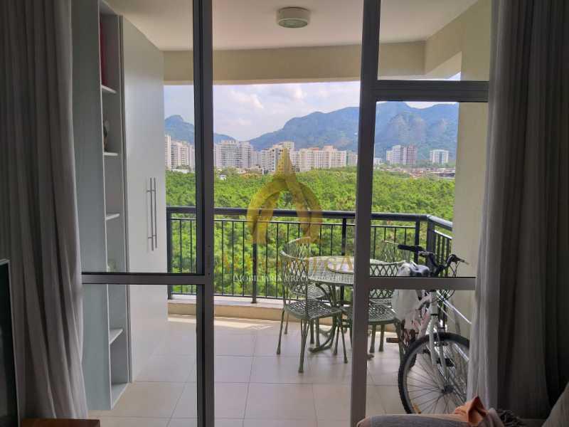 7 - Apartamento Avenida Eixo Metropolitano Este-Oeste,Jacarepaguá, Rio de Janeiro, RJ À Venda, 2 Quartos, 70m² - AOJ20095 - 5