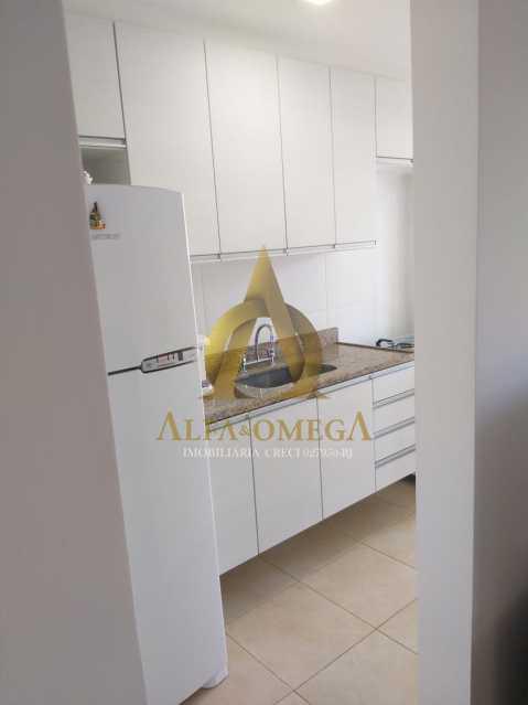 8 - Apartamento Avenida Eixo Metropolitano Este-Oeste,Jacarepaguá, Rio de Janeiro, RJ À Venda, 2 Quartos, 70m² - AOJ20095 - 18