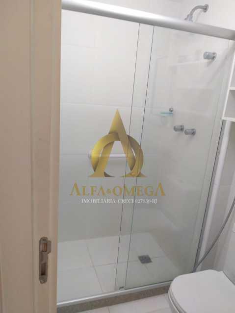 10 - Apartamento Avenida Eixo Metropolitano Este-Oeste,Jacarepaguá, Rio de Janeiro, RJ À Venda, 2 Quartos, 70m² - AOJ20095 - 16