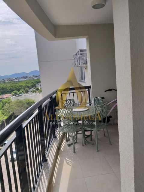 12 - Apartamento Avenida Eixo Metropolitano Este-Oeste,Jacarepaguá, Rio de Janeiro, RJ À Venda, 2 Quartos, 70m² - AOJ20095 - 6