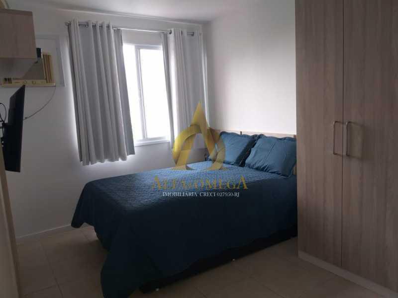 15 - Apartamento Avenida Eixo Metropolitano Este-Oeste,Jacarepaguá, Rio de Janeiro, RJ À Venda, 2 Quartos, 70m² - AOJ20095 - 9