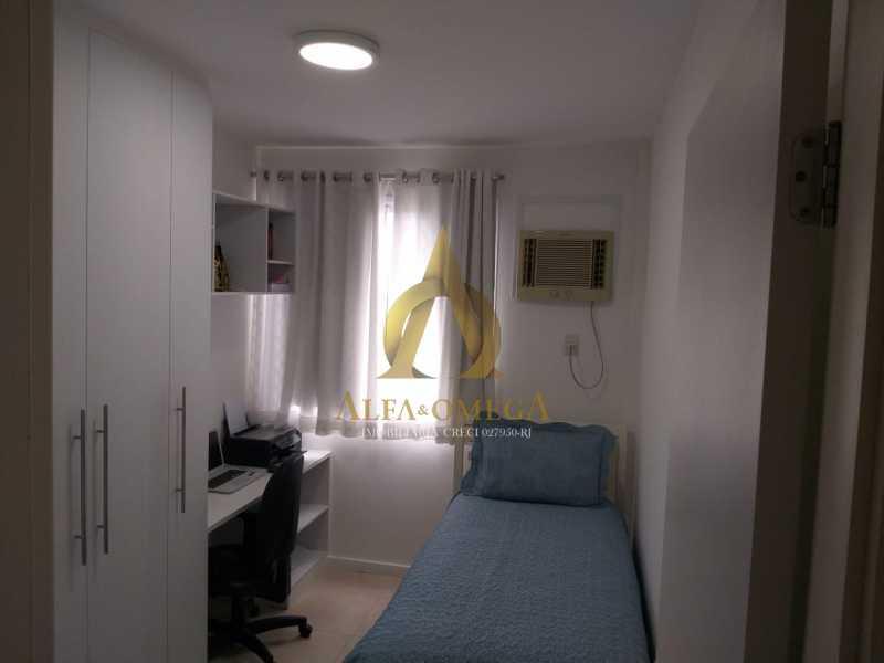 16 - Apartamento Avenida Eixo Metropolitano Este-Oeste,Jacarepaguá, Rio de Janeiro, RJ À Venda, 2 Quartos, 70m² - AOJ20095 - 13