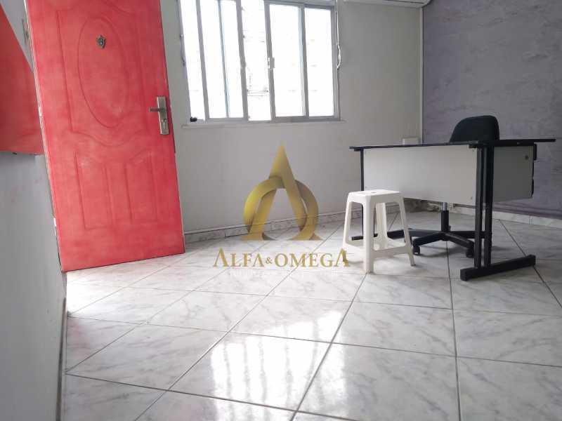 2 - Casa Avenida dos Mananciais,Taquara, Rio de Janeiro, RJ À Venda, 2 Quartos, 90m² - AOJ60039 - 1