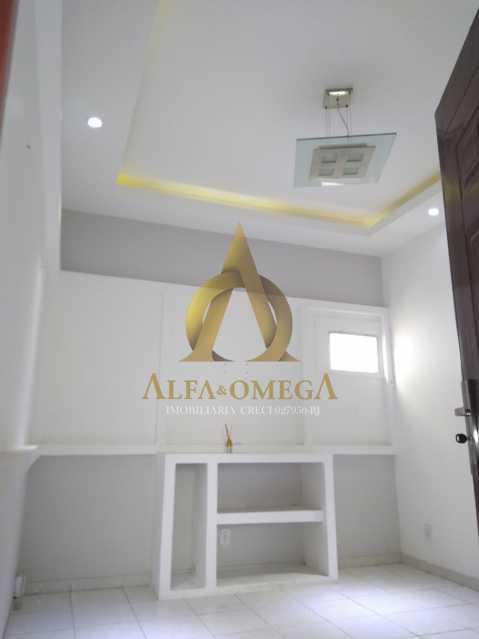 4 - Casa Avenida dos Mananciais,Taquara, Rio de Janeiro, RJ À Venda, 2 Quartos, 90m² - AOJ60039 - 5