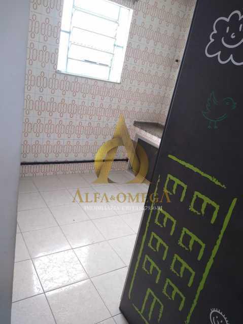 9 - Casa Avenida dos Mananciais,Taquara, Rio de Janeiro, RJ À Venda, 2 Quartos, 90m² - AOJ60039 - 10