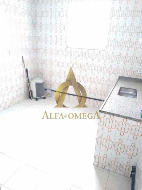 10 - Casa Avenida dos Mananciais,Taquara, Rio de Janeiro, RJ À Venda, 2 Quartos, 90m² - AOJ60039 - 11