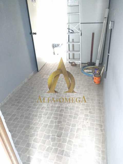 12 - Casa Avenida dos Mananciais,Taquara, Rio de Janeiro, RJ À Venda, 2 Quartos, 90m² - AOJ60039 - 13