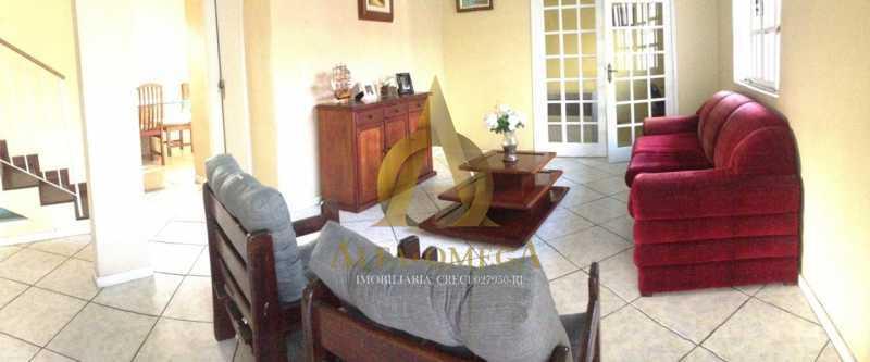 3 - Casa em Condomínio Estrada do Rio Grande,Taquara, Rio de Janeiro, RJ À Venda, 4 Quartos, 422m² - AOJ60040 - 3