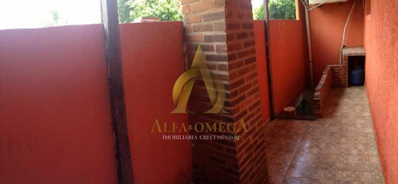 4 - Casa em Condomínio Estrada do Rio Grande,Taquara, Rio de Janeiro, RJ À Venda, 4 Quartos, 422m² - AOJ60040 - 16