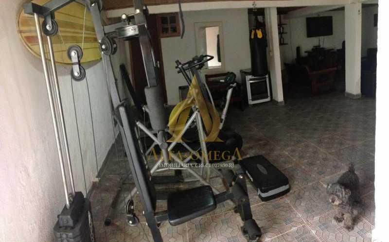 5 - Casa em Condomínio Estrada do Rio Grande,Taquara, Rio de Janeiro, RJ À Venda, 4 Quartos, 422m² - AOJ60040 - 17