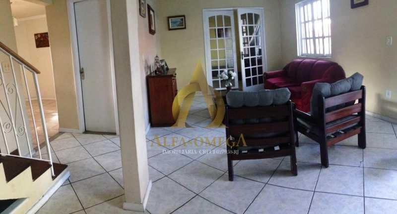 6 - Casa em Condomínio Estrada do Rio Grande,Taquara, Rio de Janeiro, RJ À Venda, 4 Quartos, 422m² - AOJ60040 - 4