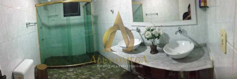 12 - Casa em Condomínio Estrada do Rio Grande,Taquara, Rio de Janeiro, RJ À Venda, 4 Quartos, 422m² - AOJ60040 - 15