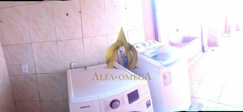 16 - Casa em Condomínio Estrada do Rio Grande,Taquara, Rio de Janeiro, RJ À Venda, 4 Quartos, 422m² - AOJ60040 - 22