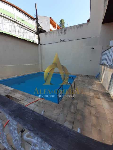 17 - Casa em Condomínio Estrada do Rio Grande,Taquara, Rio de Janeiro, RJ À Venda, 4 Quartos, 422m² - AOJ60040 - 24