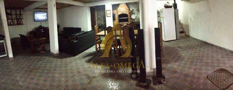 18 - Casa em Condomínio Estrada do Rio Grande,Taquara, Rio de Janeiro, RJ À Venda, 4 Quartos, 422m² - AOJ60040 - 19