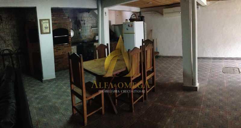 19 - Casa em Condomínio Estrada do Rio Grande,Taquara, Rio de Janeiro, RJ À Venda, 4 Quartos, 422m² - AOJ60040 - 20