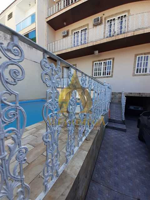 23 - Casa em Condomínio Estrada do Rio Grande,Taquara, Rio de Janeiro, RJ À Venda, 4 Quartos, 422m² - AOJ60040 - 25