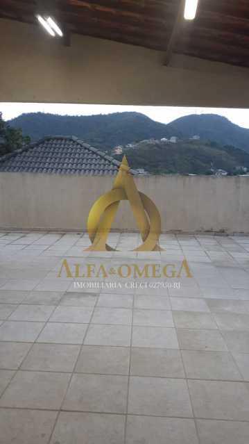 25 - Casa em Condomínio Estrada do Rio Grande,Taquara, Rio de Janeiro, RJ À Venda, 4 Quartos, 422m² - AOJ60040 - 26