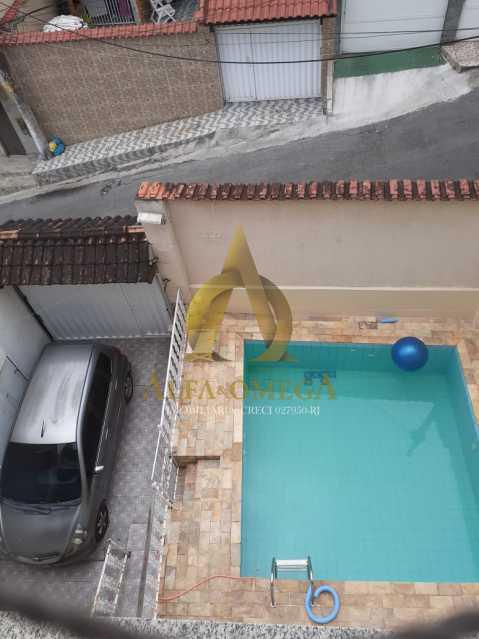 26 - Casa em Condomínio Estrada do Rio Grande,Taquara, Rio de Janeiro, RJ À Venda, 4 Quartos, 422m² - AOJ60040 - 23