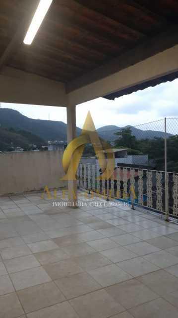 27 - Casa em Condomínio Estrada do Rio Grande,Taquara, Rio de Janeiro, RJ À Venda, 4 Quartos, 422m² - AOJ60040 - 27