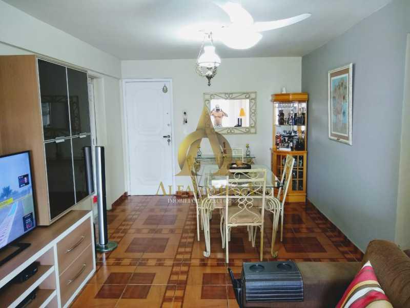 1 - Apartamento Estrada da Covanca,Tanque, Rio de Janeiro, RJ À Venda, 2 Quartos, 80m² - AOJ20101 - 1